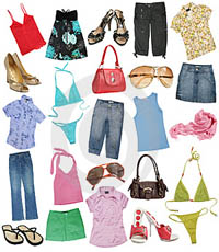 Clothing in Portuguese