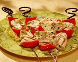 Portuguese Swordfish Kabobs Recipes — Dishmaps